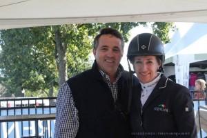 Craig Dobbs and Laura Kraut